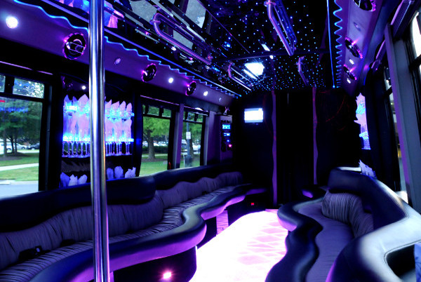 22 Seater Party Bus New Orleans