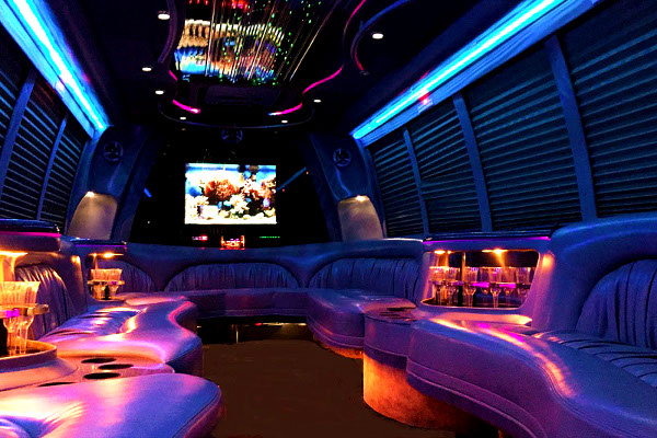 New Orleans Party Bus Rental Services