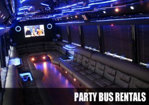 New Orleans Party Bus Rentals