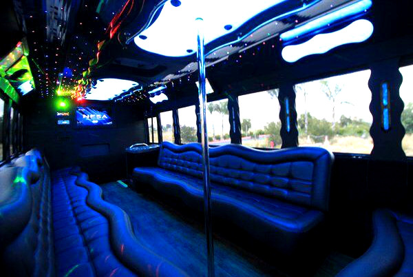 Party Bus For 40 People New Orleans