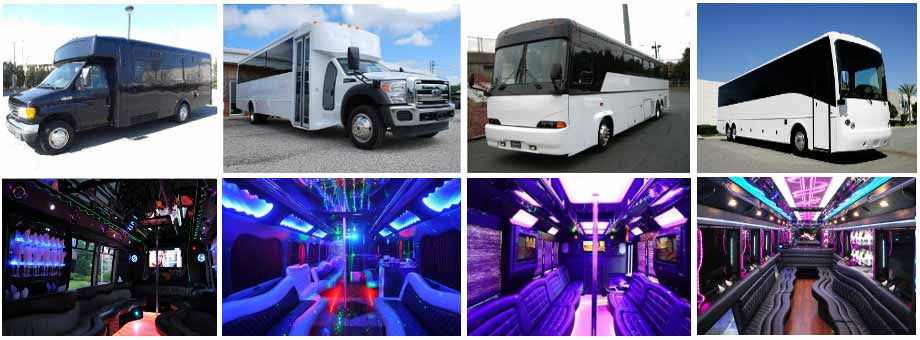 Charter Bus Party Buses New Orleans