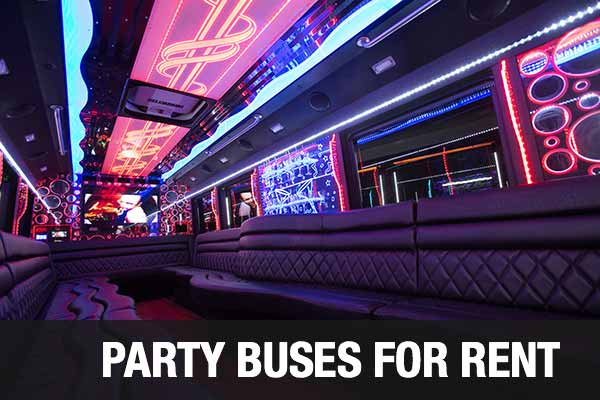 Prom Homecoming Party Bus New Orleans