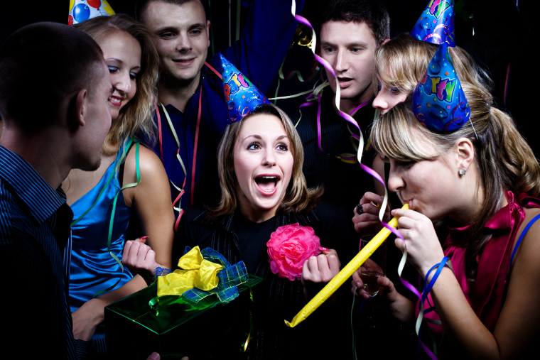 Birthday Parties Limousine Services New Orleans