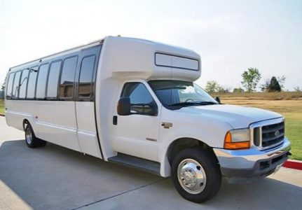 20 Passenger Shuttle Bus Rental Kenner