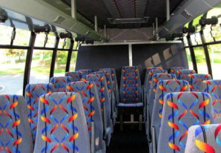 20 Person Mini Bus Rental Waggaman