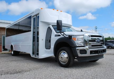 30 Passenger Bus Rental River Ridge