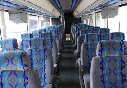 30 Person Shuttle Bus Rental Harvey