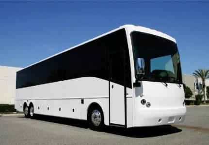 40 Passenger Charter Bus Rental Harvey