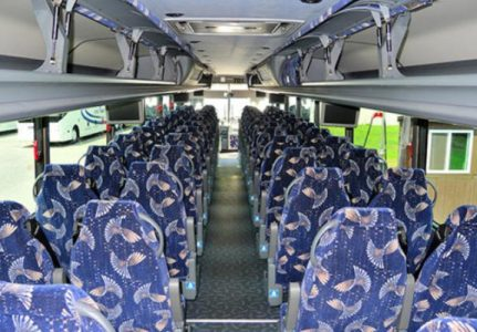 40 Person Charter Bus Terrytown