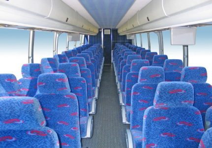 50 Person Charter Bus Rental Harvey